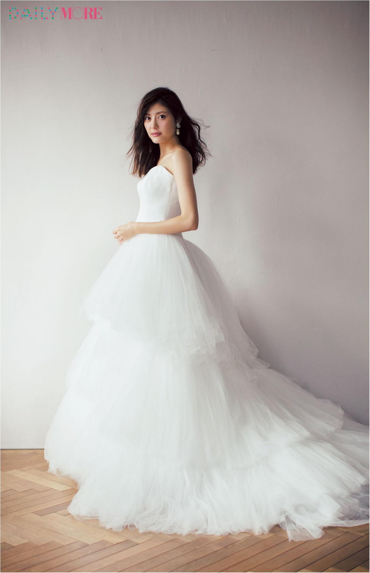 可愛すぎる♡ 佐籐ありさのウェディングドレス選びに密着!_2