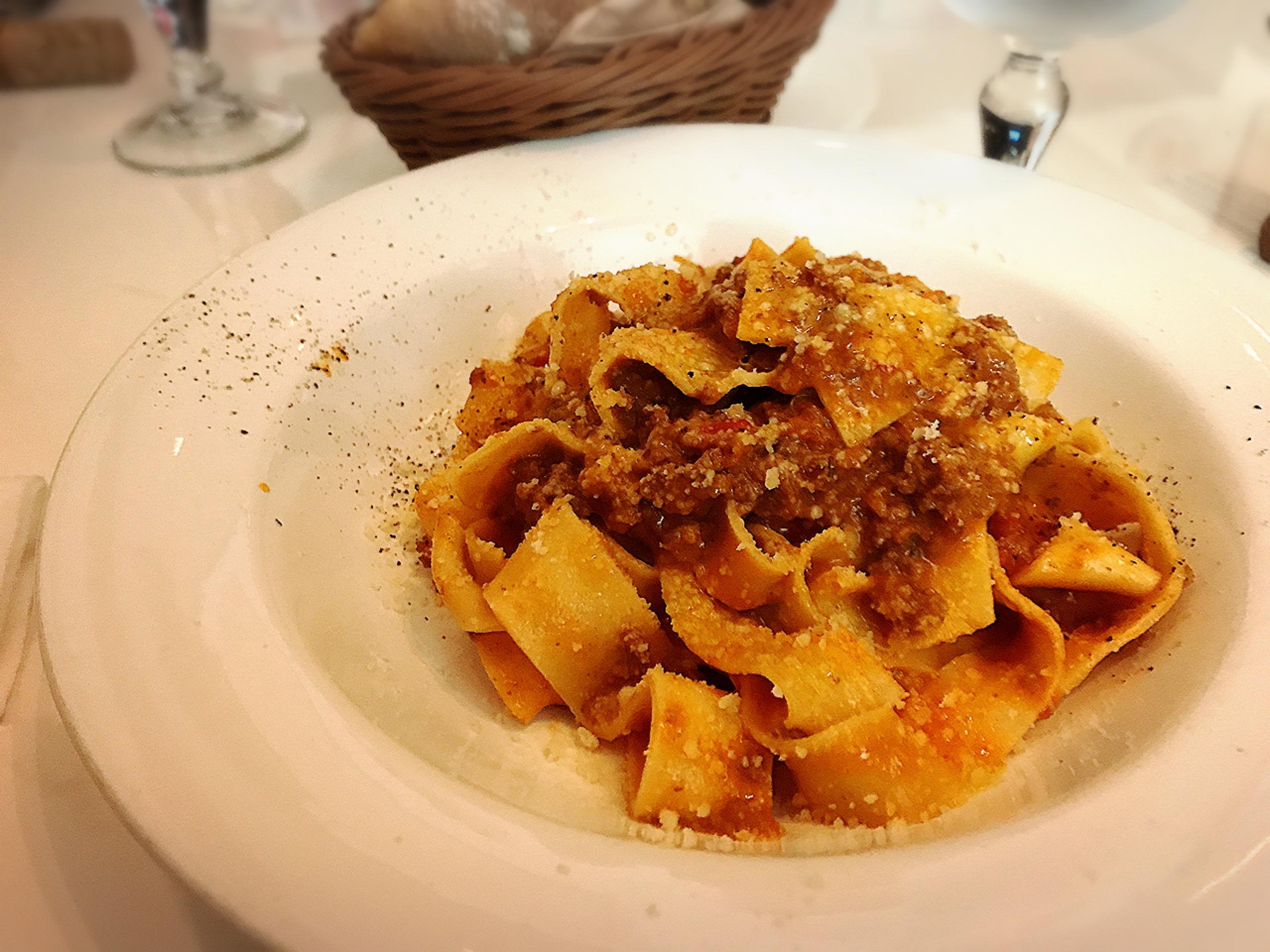 【京都・四条】本当に美味しいイタリアンはここで間違いなし!お肉ごろごろラグーソース˚✧₊_1