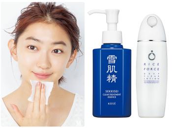 拭き取り化粧水特集 - 無印良品やオードムーゲも! おすすめの拭き取り化粧水・ローションまとめ