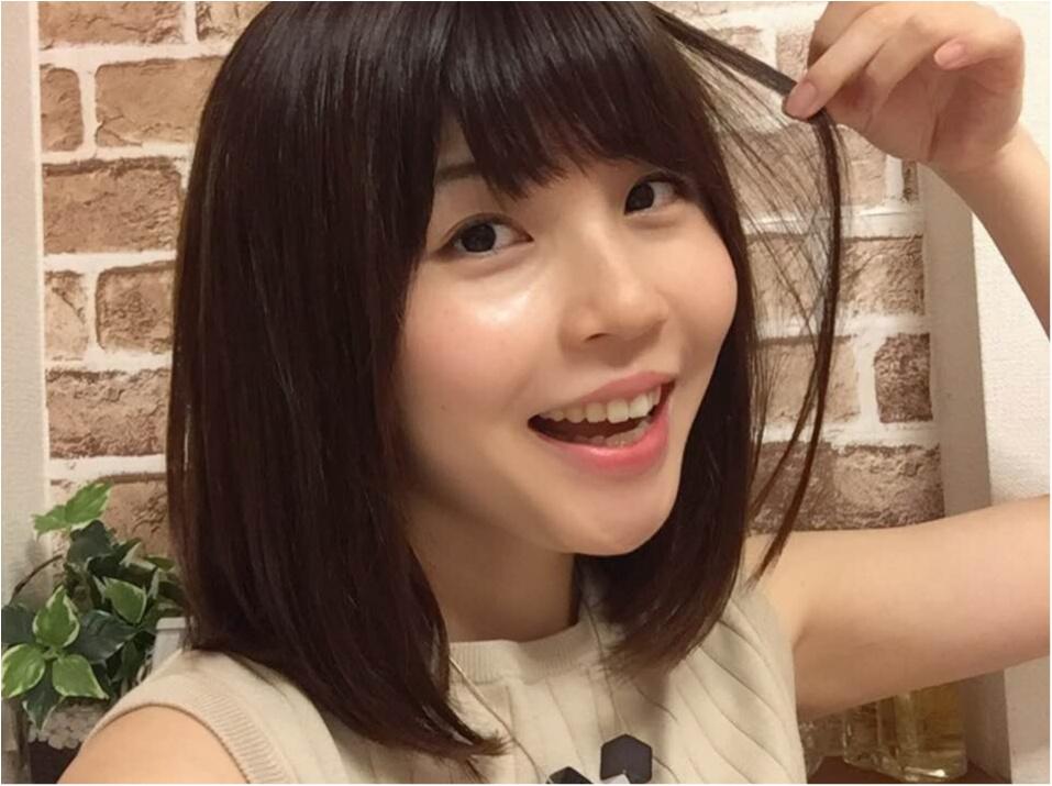 楽カワ♡上下ユニクロコーデで美容院へ行ってきました!_3