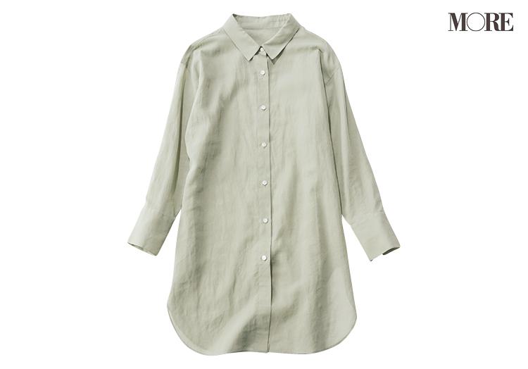 今すぐ買う春服、「透けるシャツ」なら損しない! 今すぐ〜春の間ずっと使えるんです♬ PhotoGallery_1_1