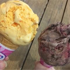 サーティワンの期間限定アイスを食べ比べしてみました♪