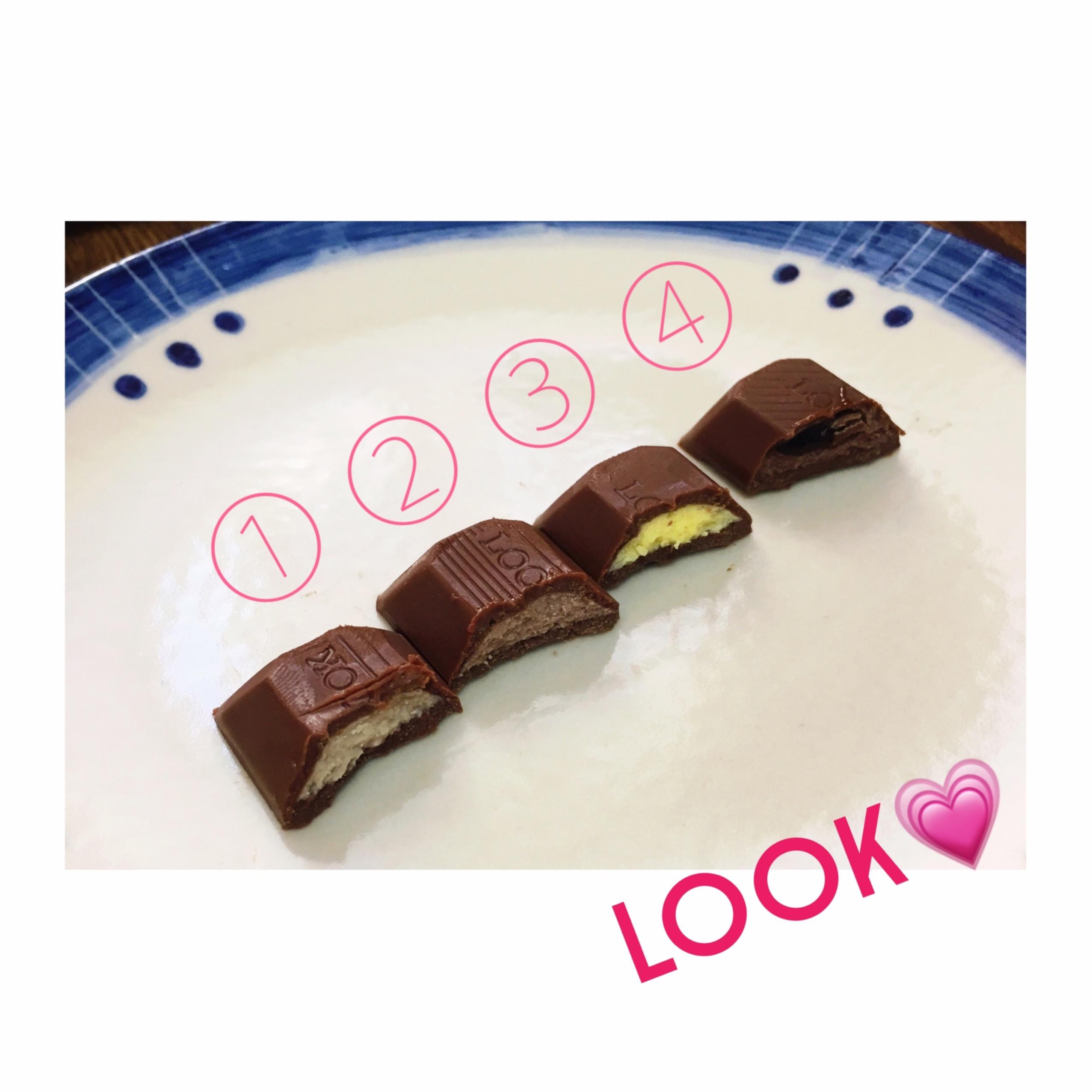 【コンビニスイーツ】《LOOK×シナモロールがコラボ!》不二家の期間限定チョコレートが可愛すぎる♡♡!_3