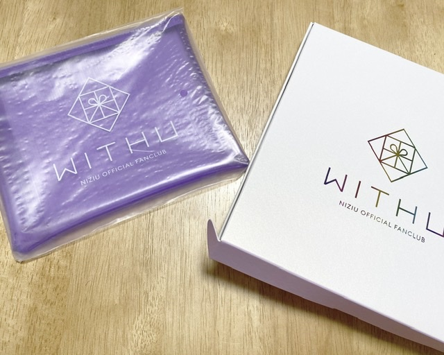 【NiziU】のファンクラブ初回特典アイテムが届きました♩_2