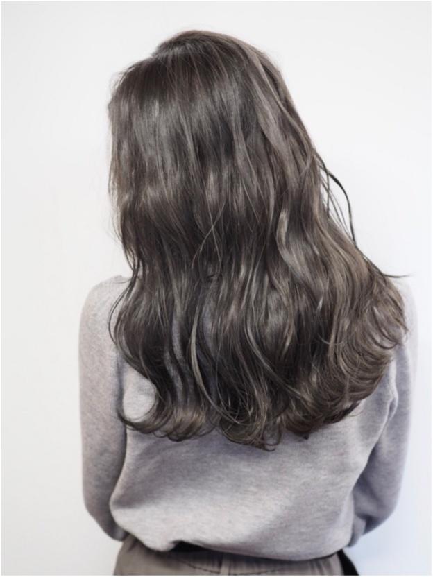 【hair】透け感たっぷりのヘアカラーがきてる?♡ハイライトもいれて、動きのある立体感が可愛い!!▶︎▶︎美容師さんオススメの巻き方レシピも♡_3