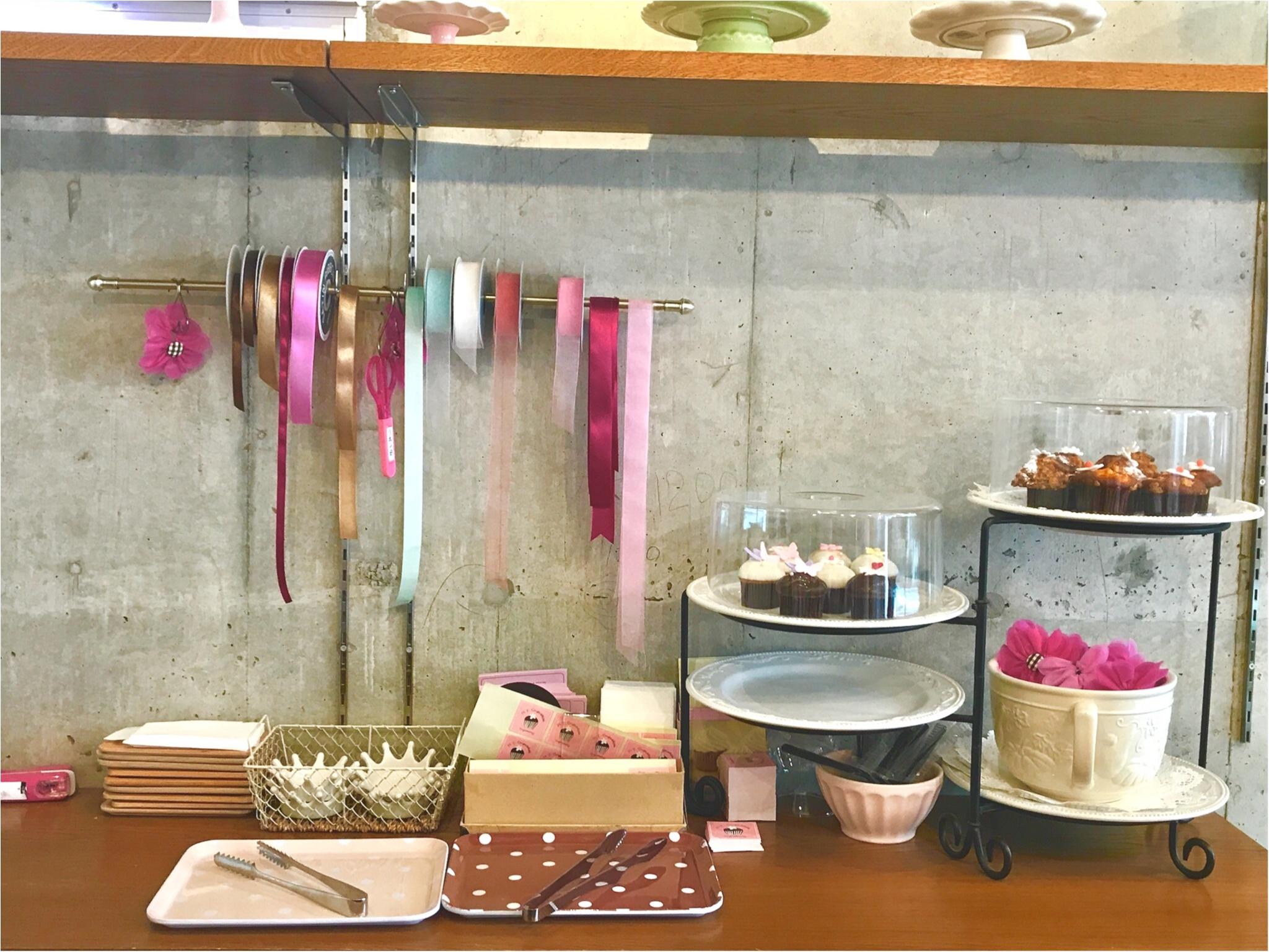 【FOOD】可愛いの大定番♥ 一度は行きたいニューヨークカップケーキ!_5