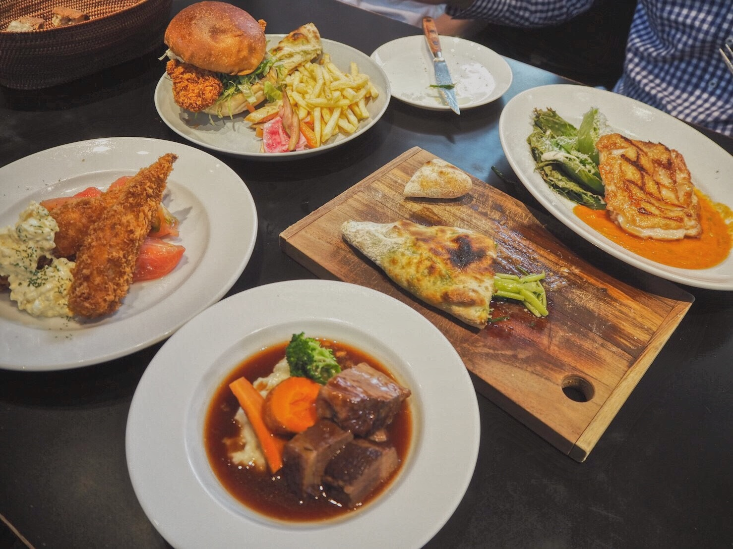 沢村レストランの洋食の写真