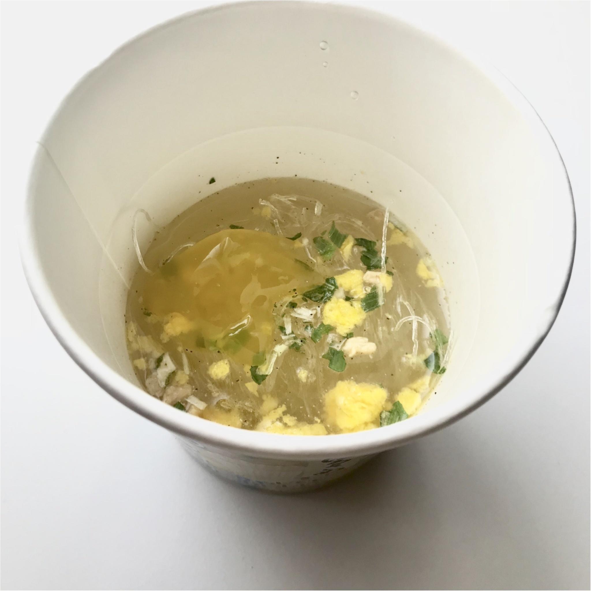 """「スープはるさめ 塩レモン」で""""冷やし春雨""""はじめました!_2_1"""