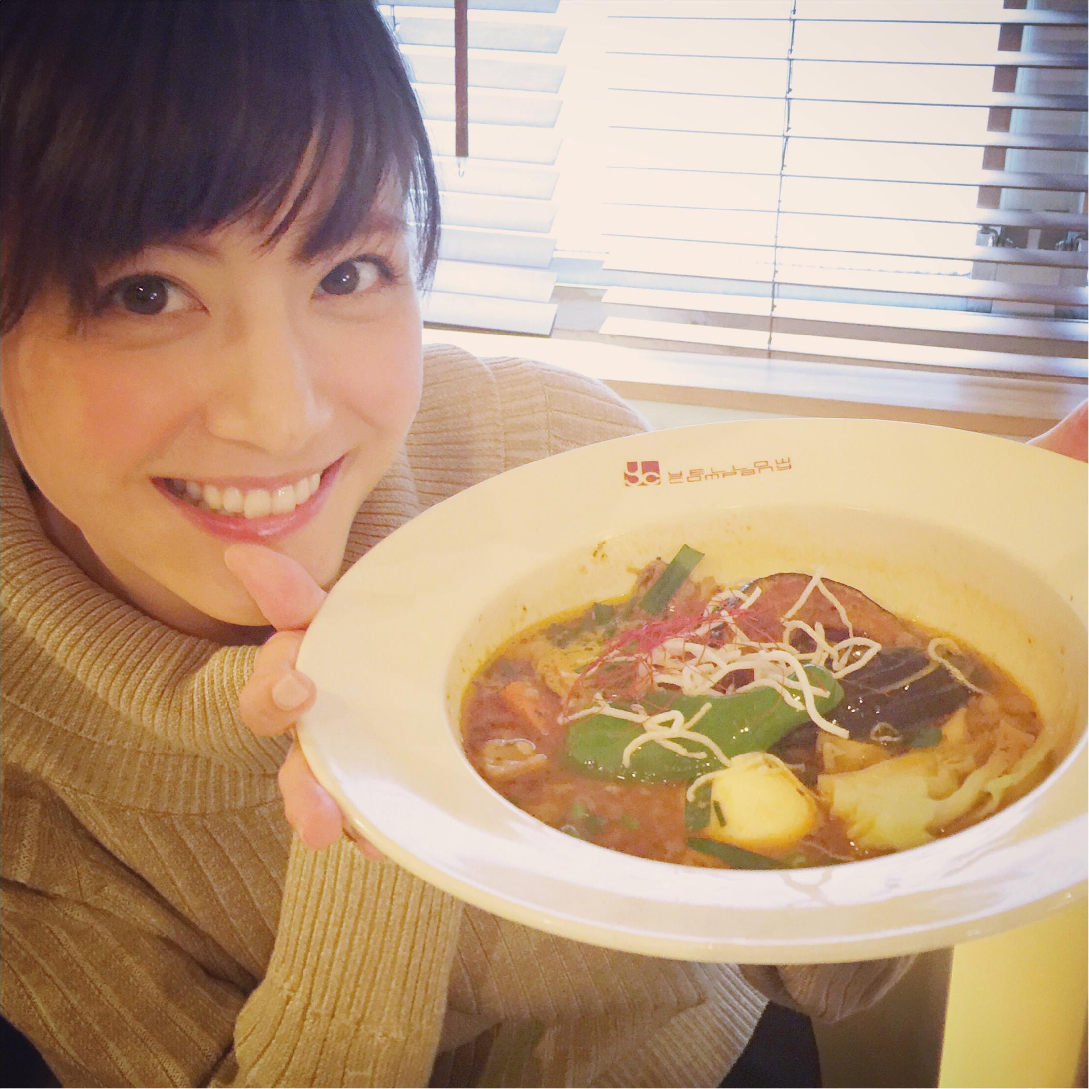 【オフショット】佐藤ありさのバレンタインはスープカレー♡_1