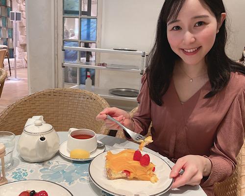 キルフェボン【期間限定】タルト☆宮崎県産マンゴータルトを食べてきた!_4