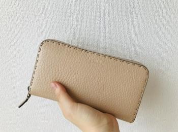 【20代女子の愛用財布】FENDI♡お財布は長く愛せるものを。
