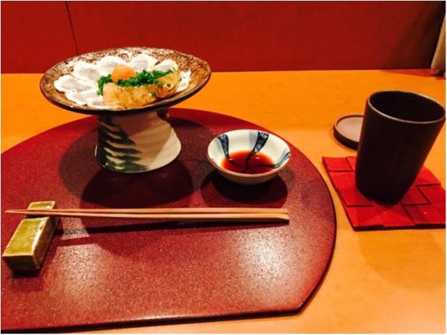 【恵比寿】本格日本料理を食べたいなら「日本料理 雄」_2