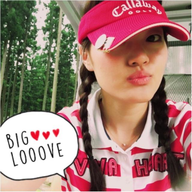 【GOLF】ゴルフでファッションを楽しむ♡秋晴れの中ラウンドしてきました!_8