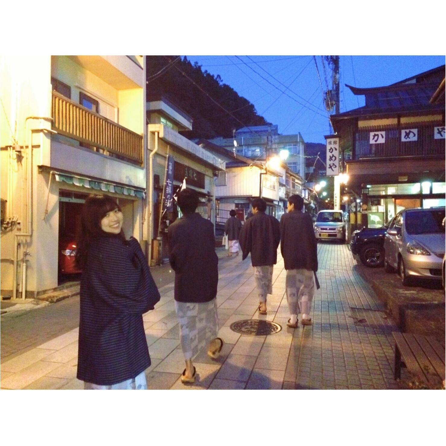 【長野県渋温泉】まったり湯巡り小旅行_4