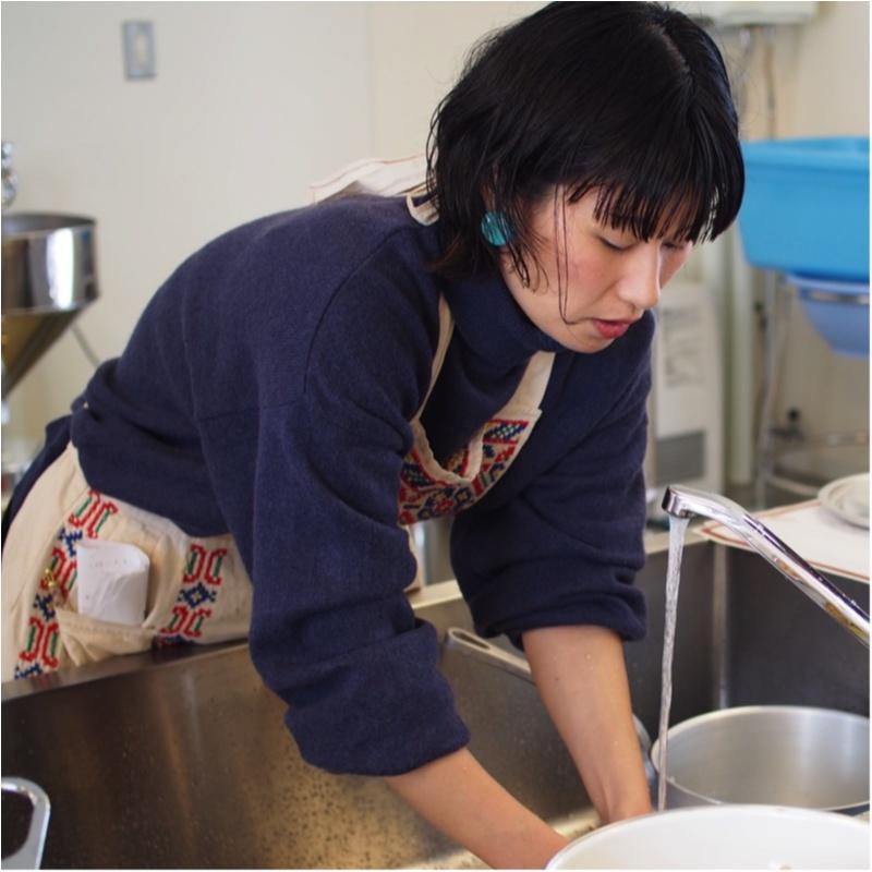 『絵を描くように』盛り付けられたお料理にトキメキ♡『西野優』さんのお料理教室は教室後も美味しい魅力がいっぱい(412あみ)_1