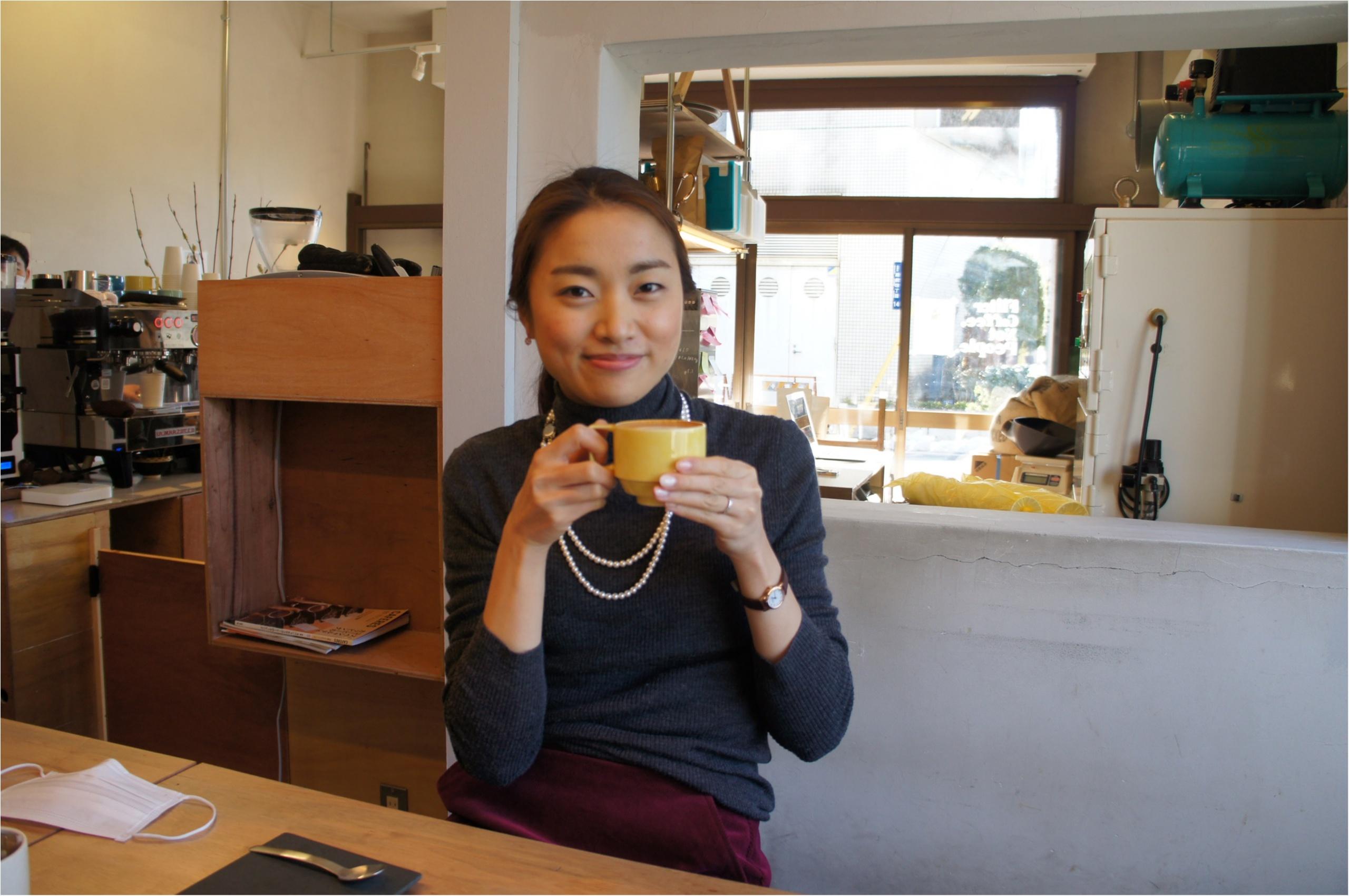 """《ご当地MORE★東京》コーヒー好き必見!【蔵前】で見つけたおしゃれカフェ""""Coffee Wrights""""❤️_4"""