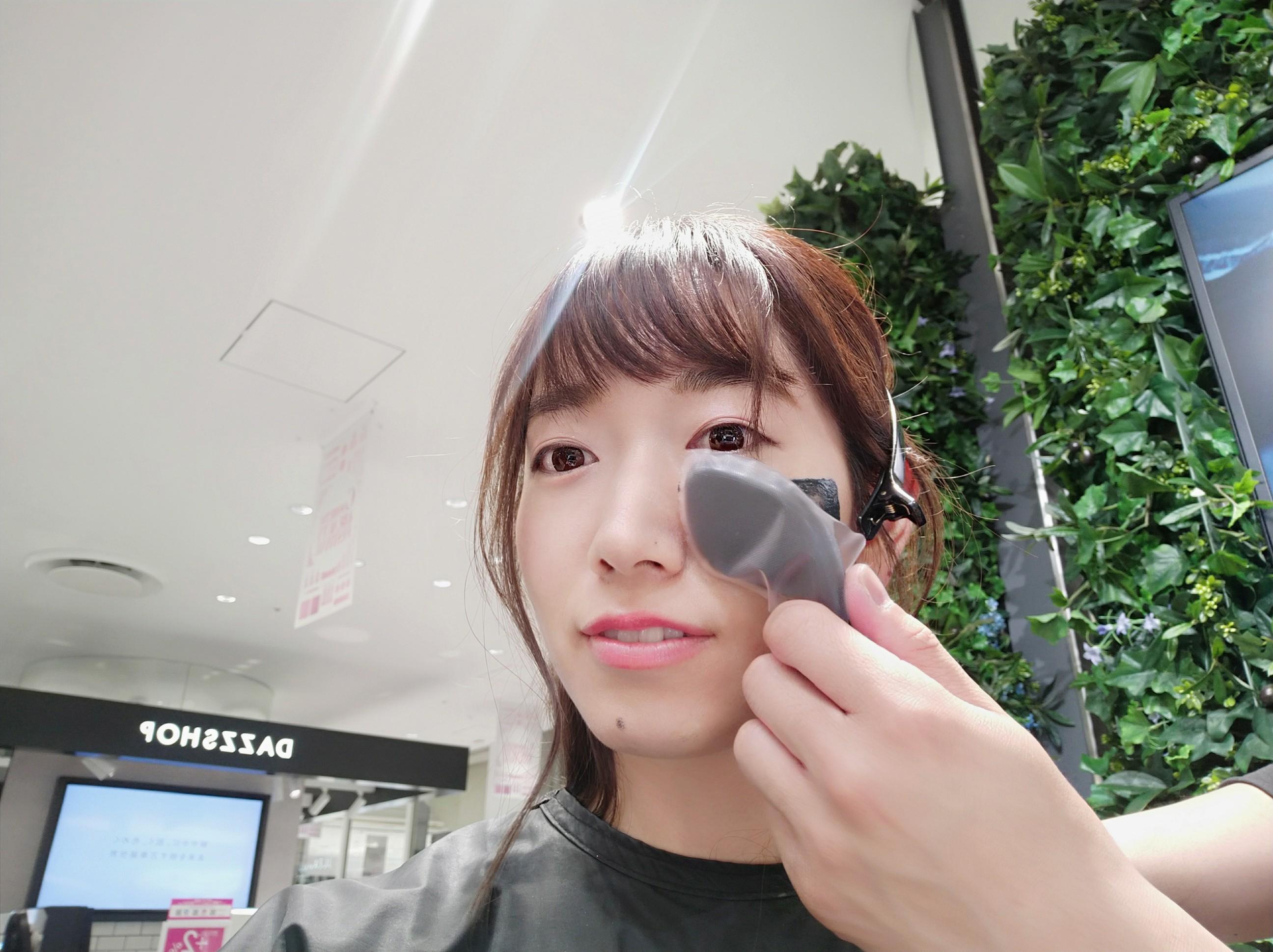マドンナ開発のスキンケアブランド「MDNA SKIN」クレイマスクを体験!@そごう横浜_5