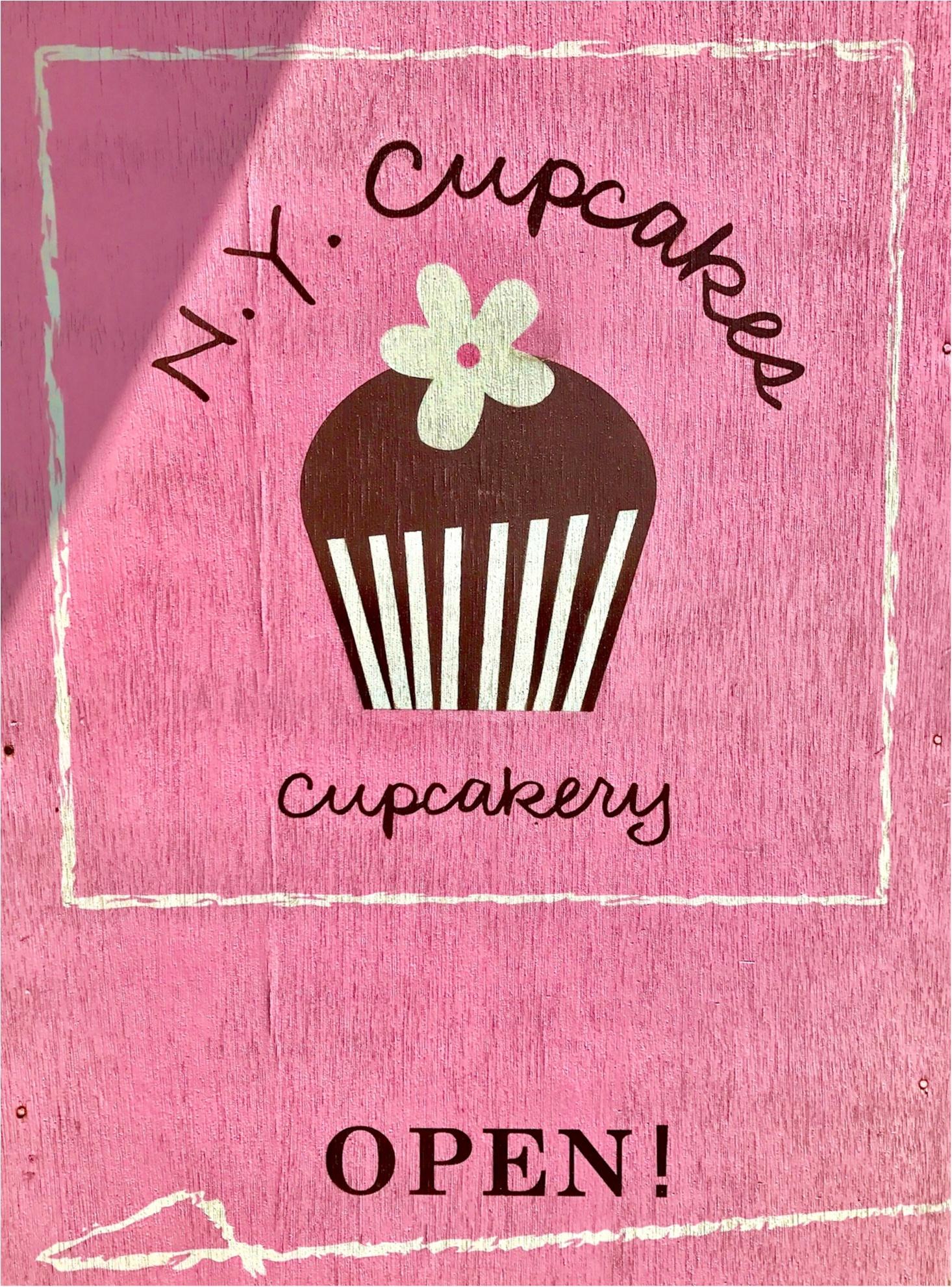 【FOOD】可愛いの大定番♥ 一度は行きたいニューヨークカップケーキ!_1