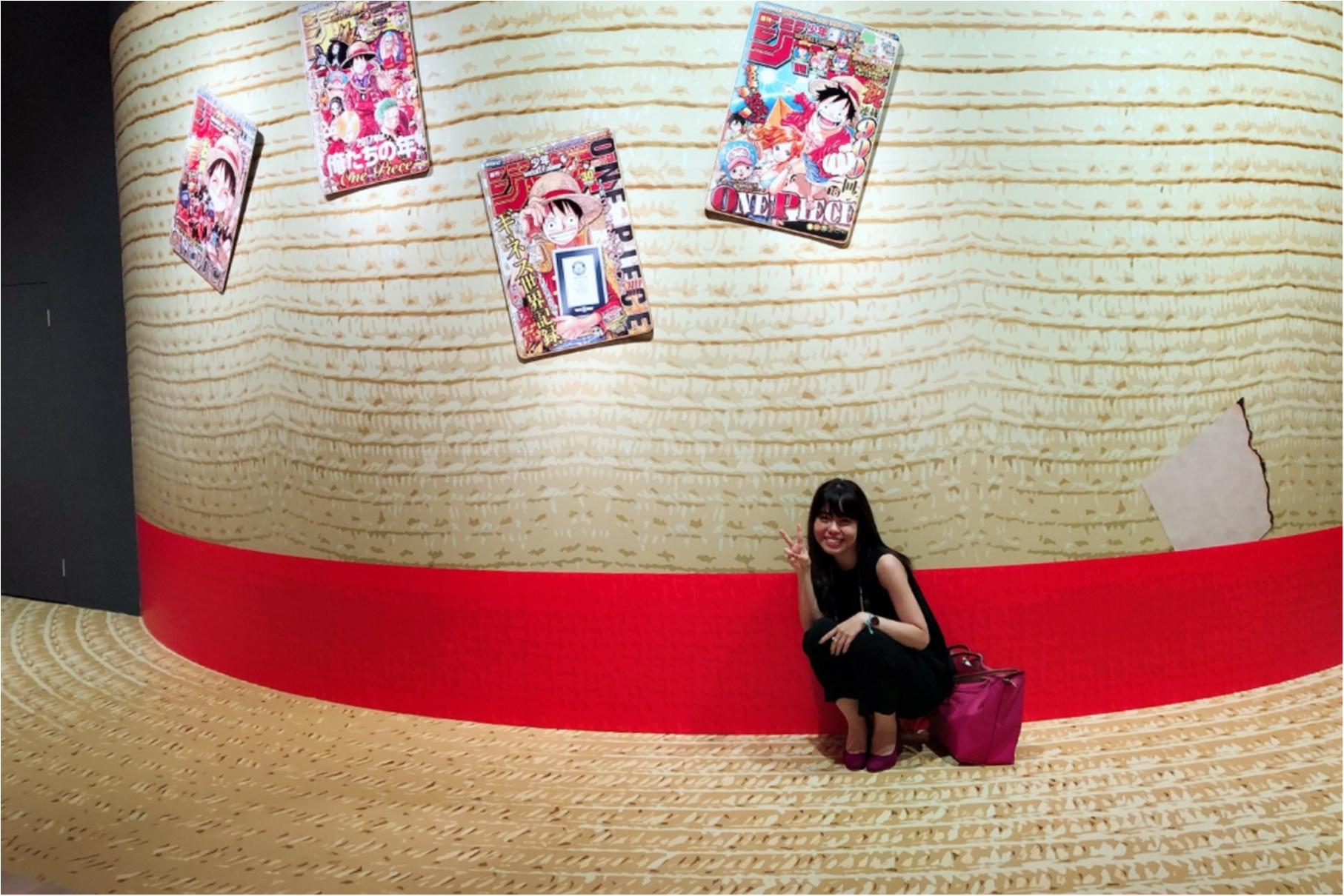 <9/30まで!>いよいよクライマックス!創刊50周年記念 週刊少年ジャンプ展VOL.3へ行ってきました♡_9