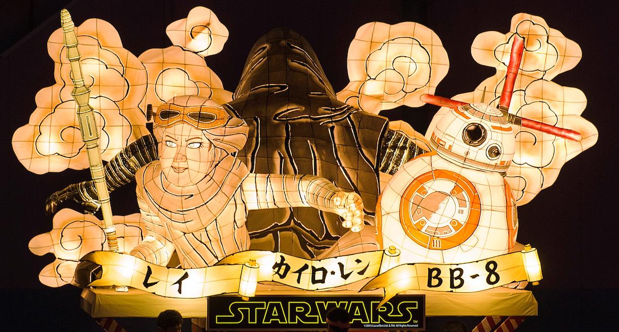 「スター・ウォーズ」パレード必見! カワサキ ハロウィン2015に行かなくちゃ!_1