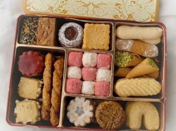 《アトリエうかい》感動する美味しさ!!の心に残るクッキー