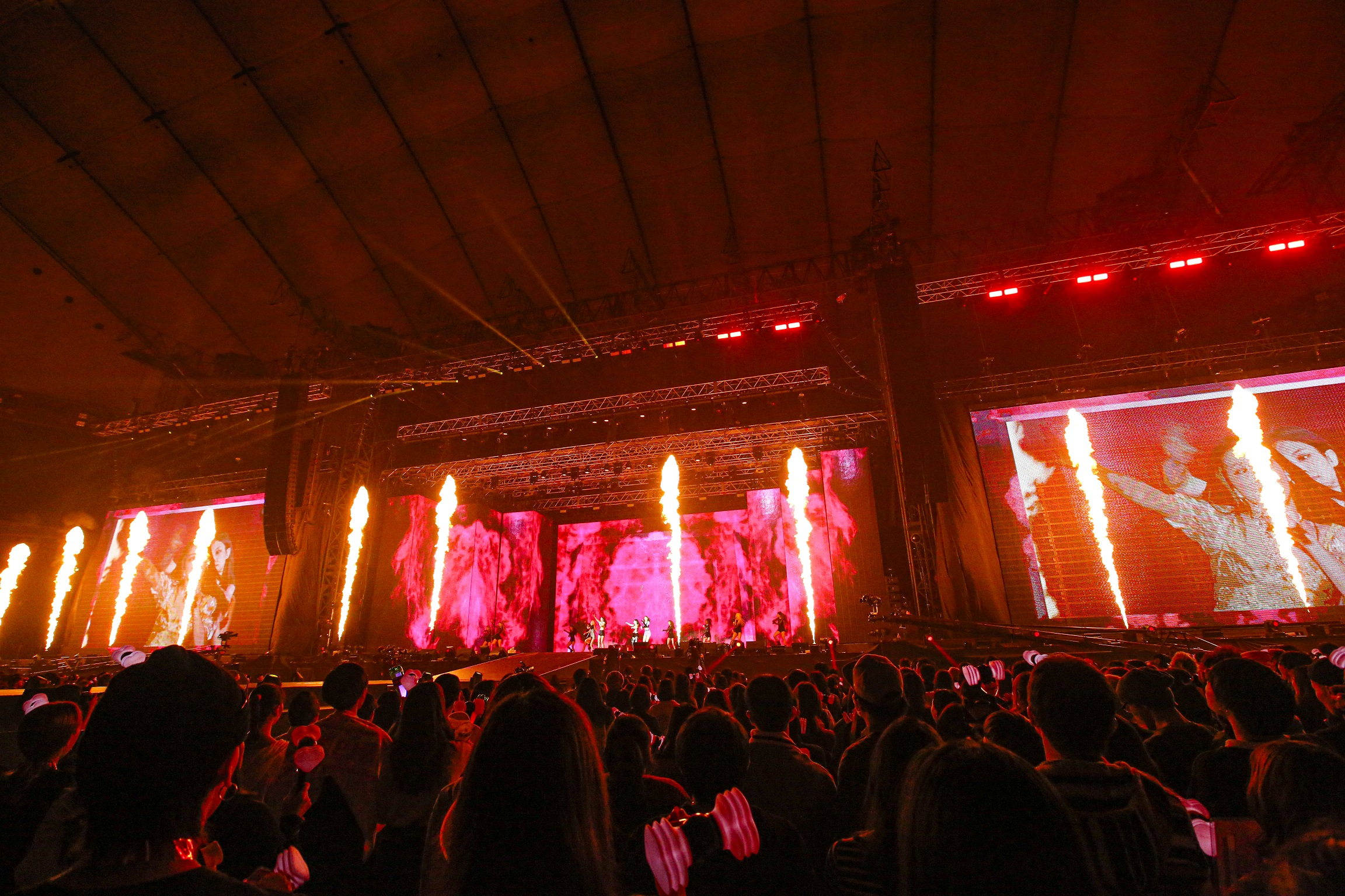 【BLACKPINKライブレポート】BLACKPINK旋風が東京ドームに到来! 世界レベルのパフォーマンスに力をもらう_4