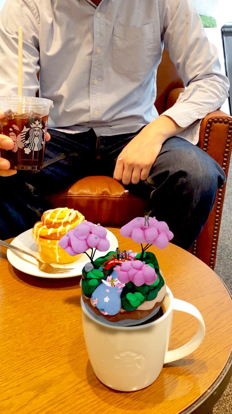【スタバ 新作レポ】SAKURAシリーズ2020第2弾♡ 「さくら さくらんぼ フラペチーノ」とグッズにイチコロ【#桜】_5
