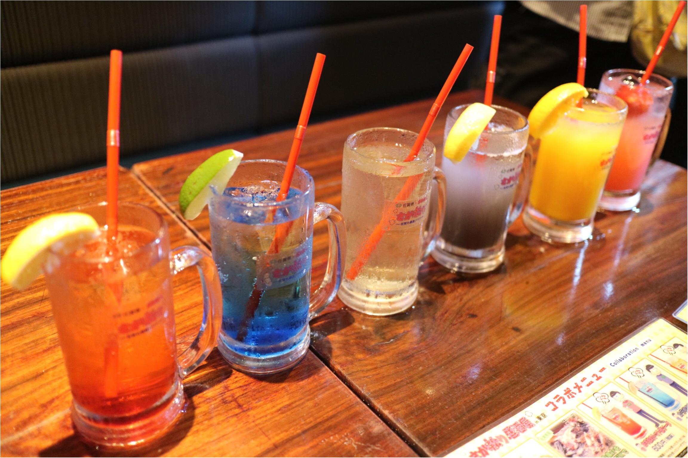 大人気の「おそ松さん」が佐賀県とコラボ!? 『さが松り居酒屋』で六つ子と一緒に飲んできました☆_3