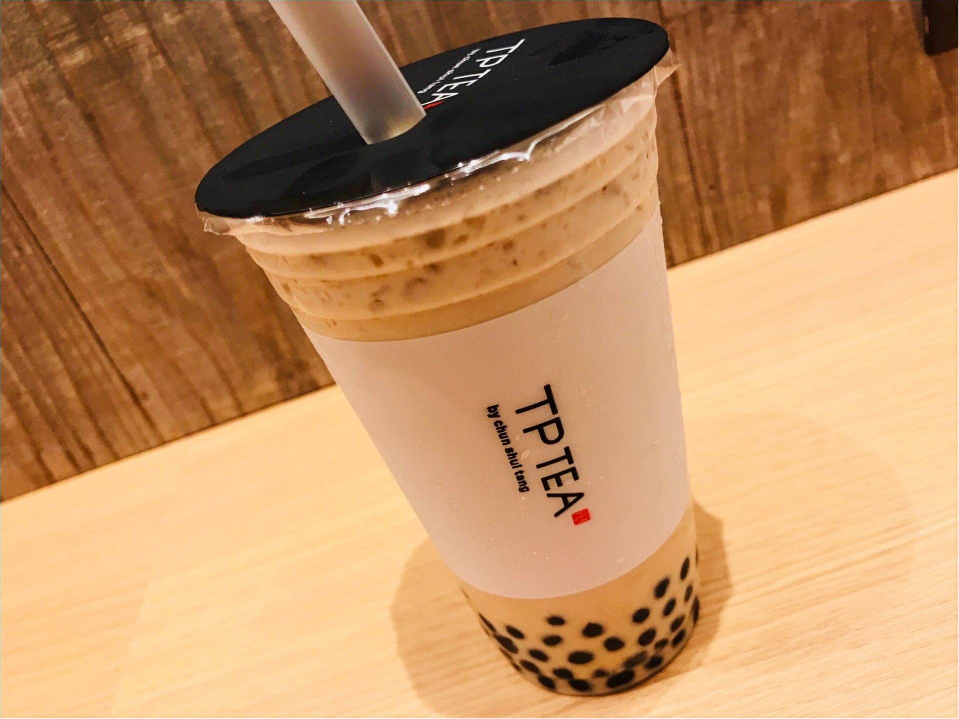 日本初上陸!春水堂のティースタンド【TP TEA】タピオカミルクティーが絶品♡_4