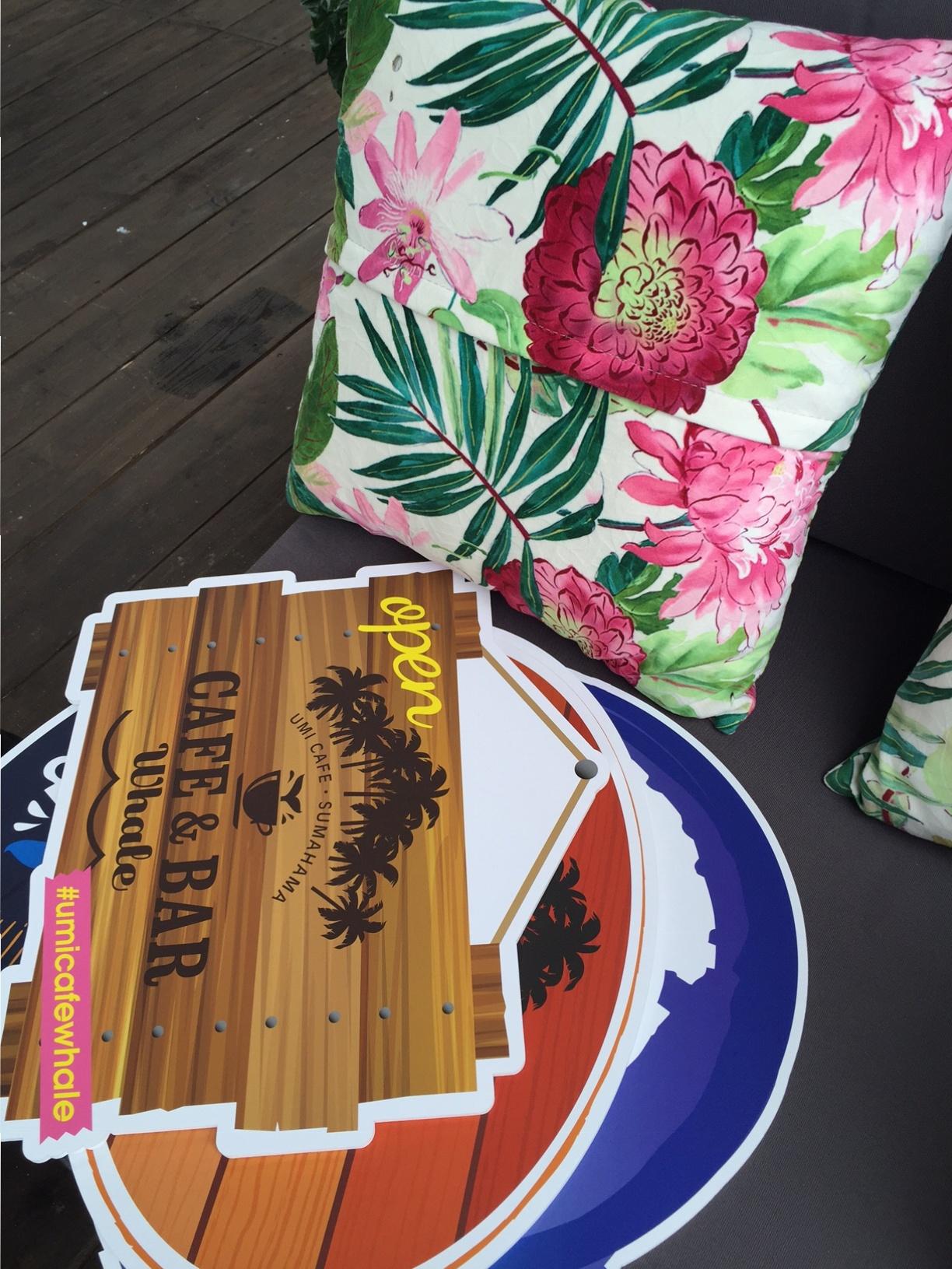 """海の家+カフェ=""""海カフェ""""「CAFE&BAR Whale」でカジュアルリゾート気分!!_10"""
