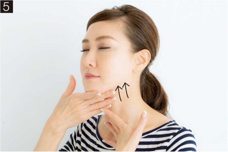 小顔づくりは急がば回れ! 小顔のプロ・貴子先生が教える「25歳からの小顔貯金」エクササイズ♡_5_5
