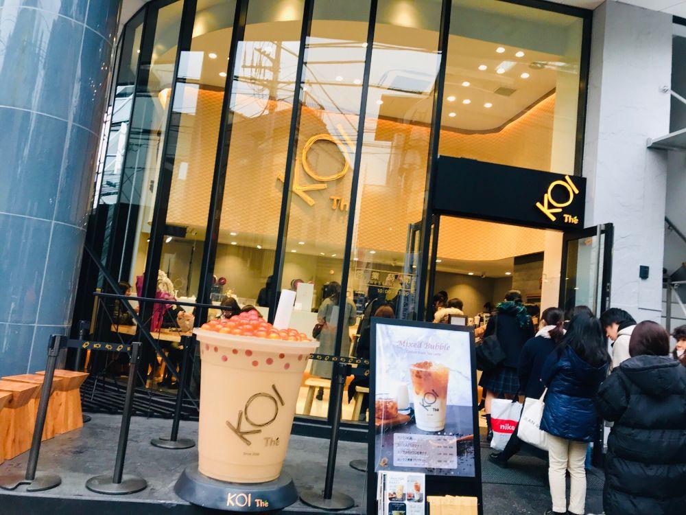 【東京・表参道】おしゃれなカフェ特集《2019年版》- 女子会やデートにおすすめのカフェ、人気のタピオカまとめ_25