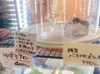 【暑い日の休憩に】抹茶スイーツ