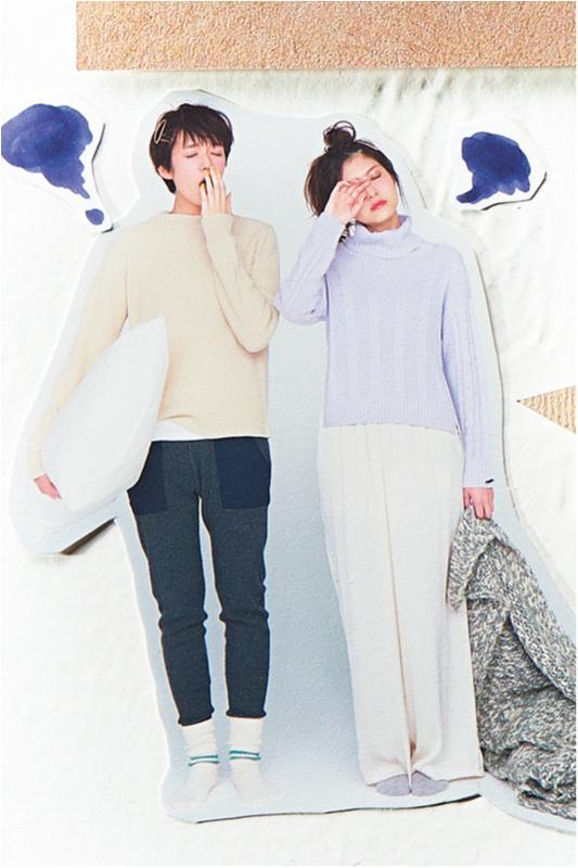【見られるのはここだけ!】佐籐姉妹の私服、この冬の場合。_3