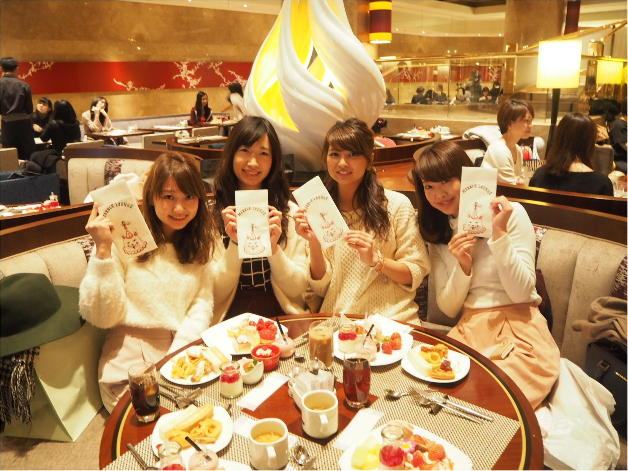 【満席御礼?!】やっぱり行きたいヒルトン東京の「ストロベリーデザートブッフェ」は女子がHAPPYになれるスイーツがずらり!_12