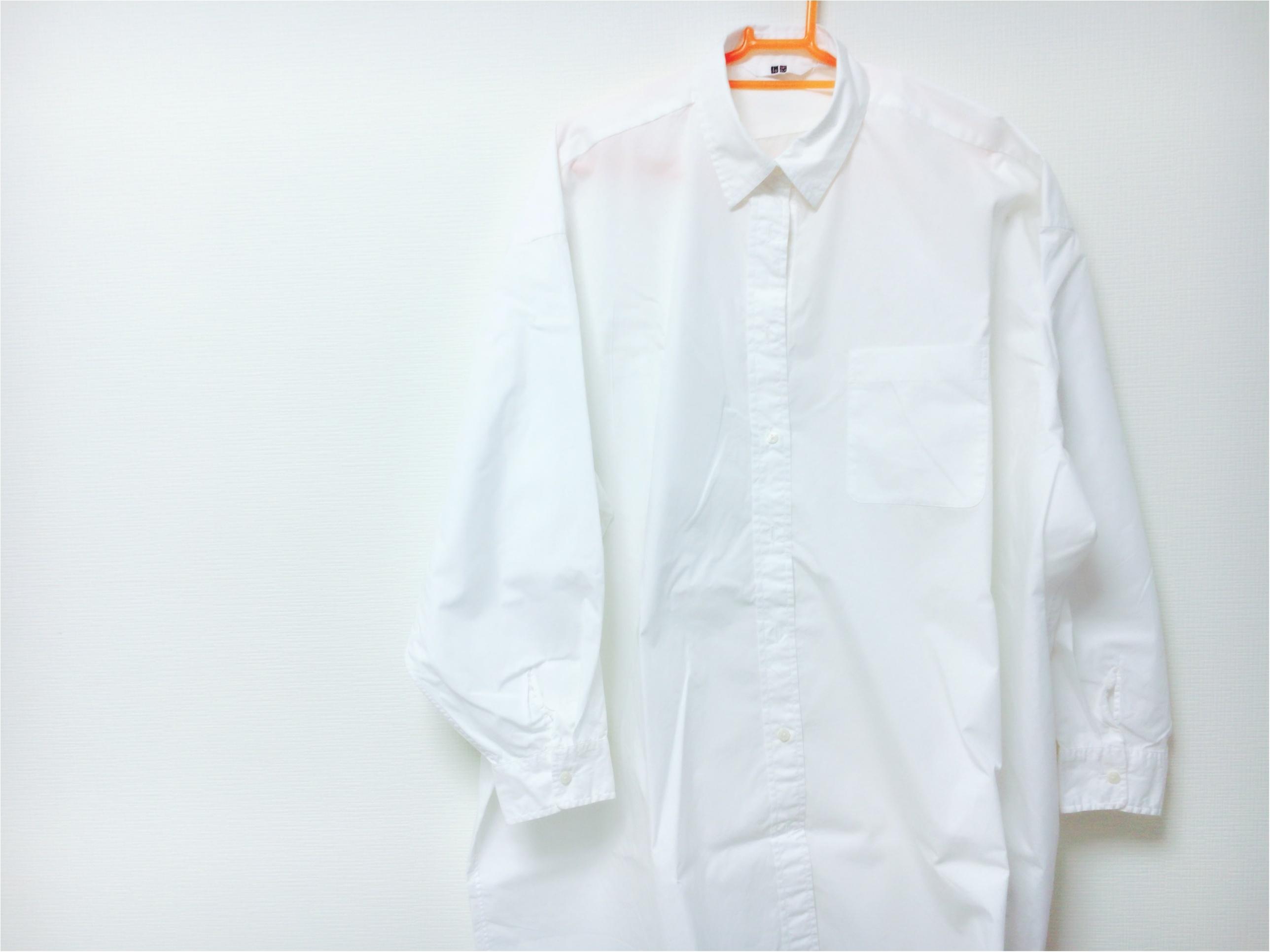 【UNIQLO】これ1枚でこなれ感❤️ユニクロで《今買うべき1着》はマルチに使えるコレ!!_2