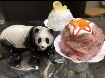 【関西在住の方必見!】有名絶品かき氷を手軽に食べられる! @お茶と酒たすき 新風館店