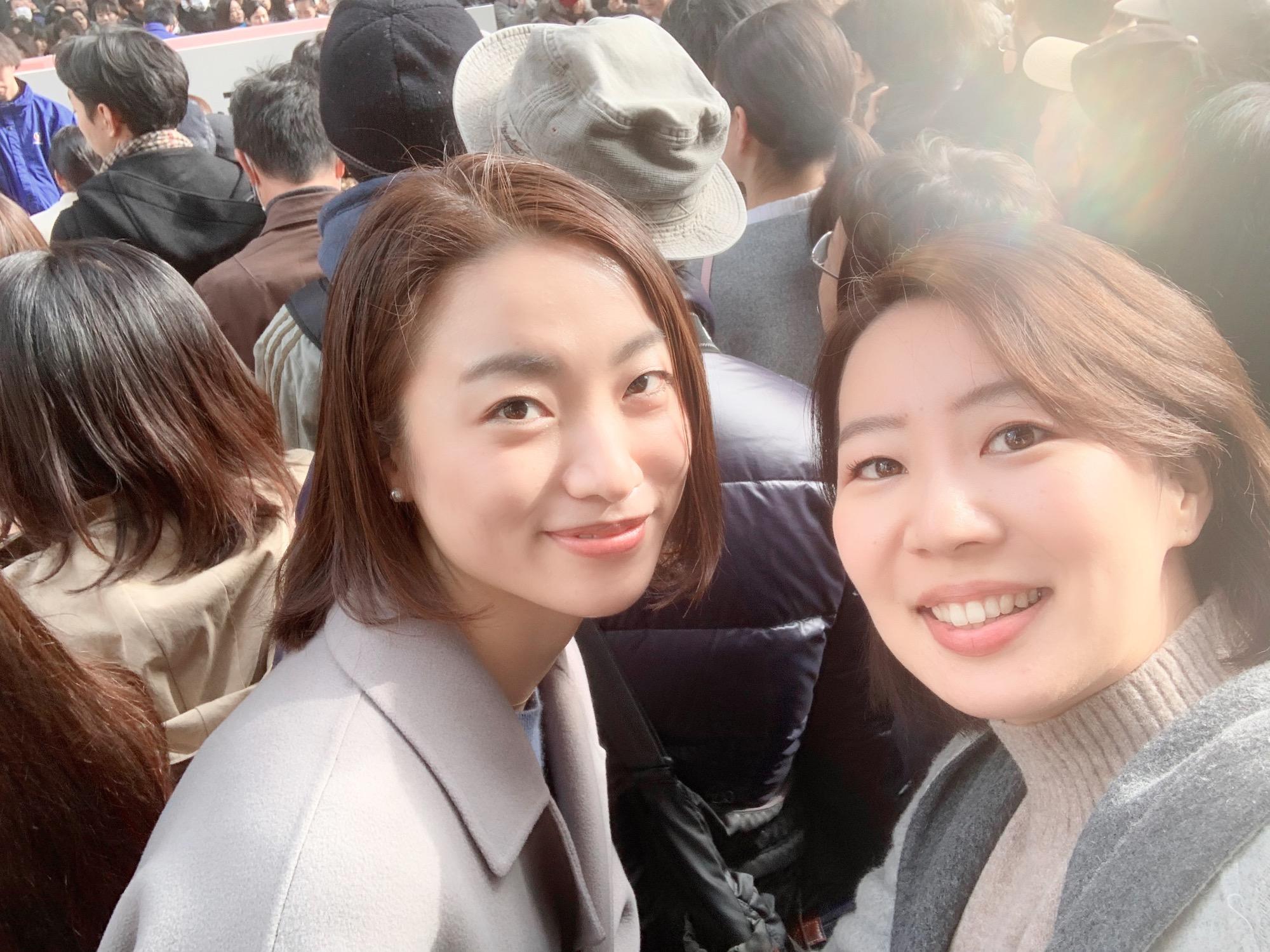 《ONE TEAMが集結❤️》【ラグビー日本代表 感謝パレード】を観に行ってきました!☻_3