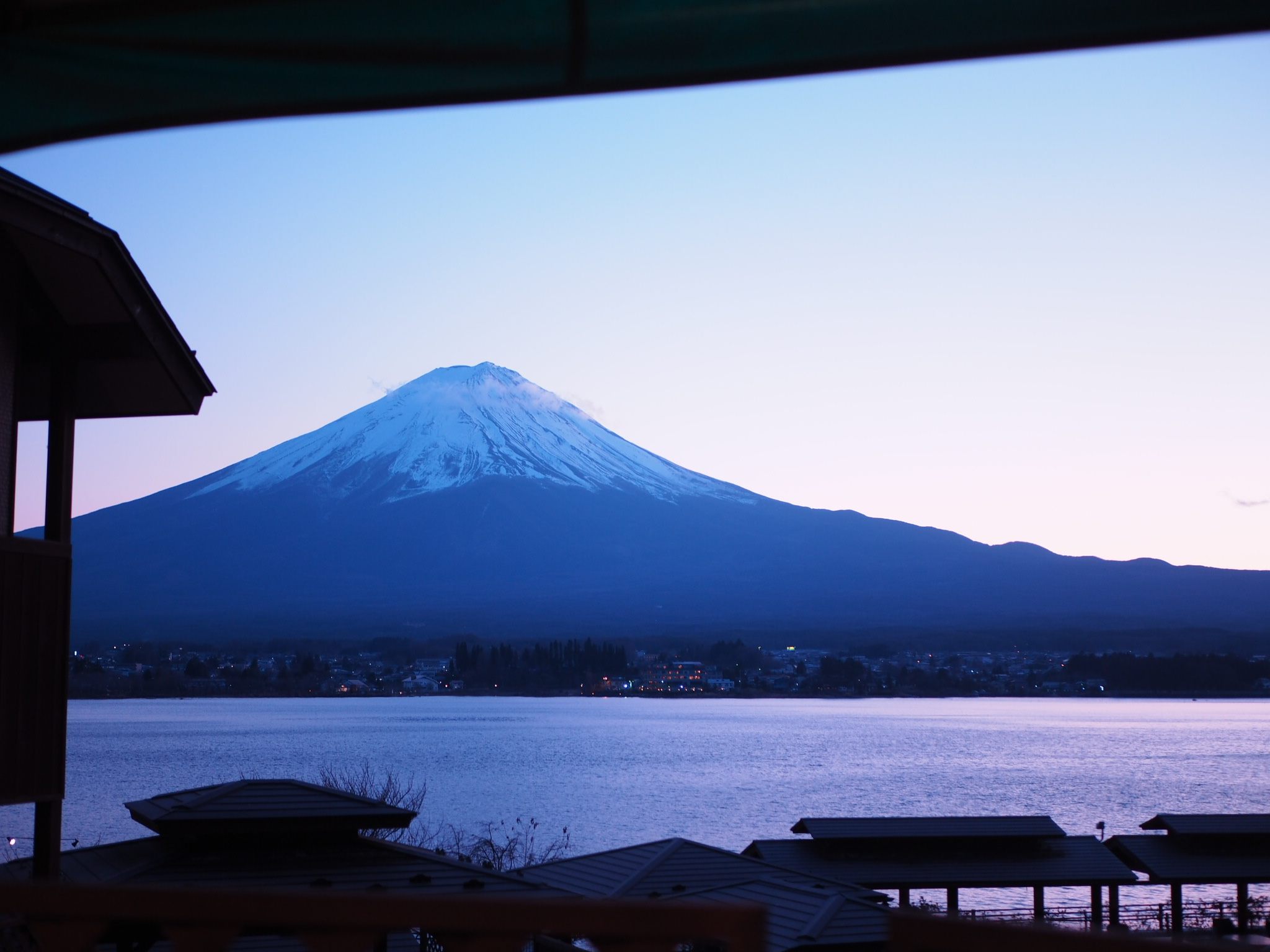 【#河口湖合宿】富士山の目の前のペンションでわいわい一泊旅♩〜宿編〜_3