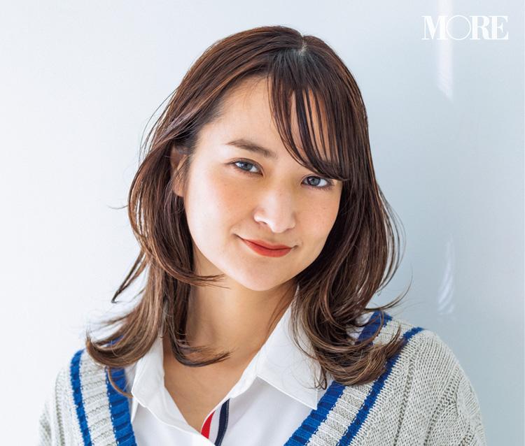 簡単にできてかわいい! 顔のタイプ別・おしゃれな前髪の作り方♡ Photo Gallery_1_9