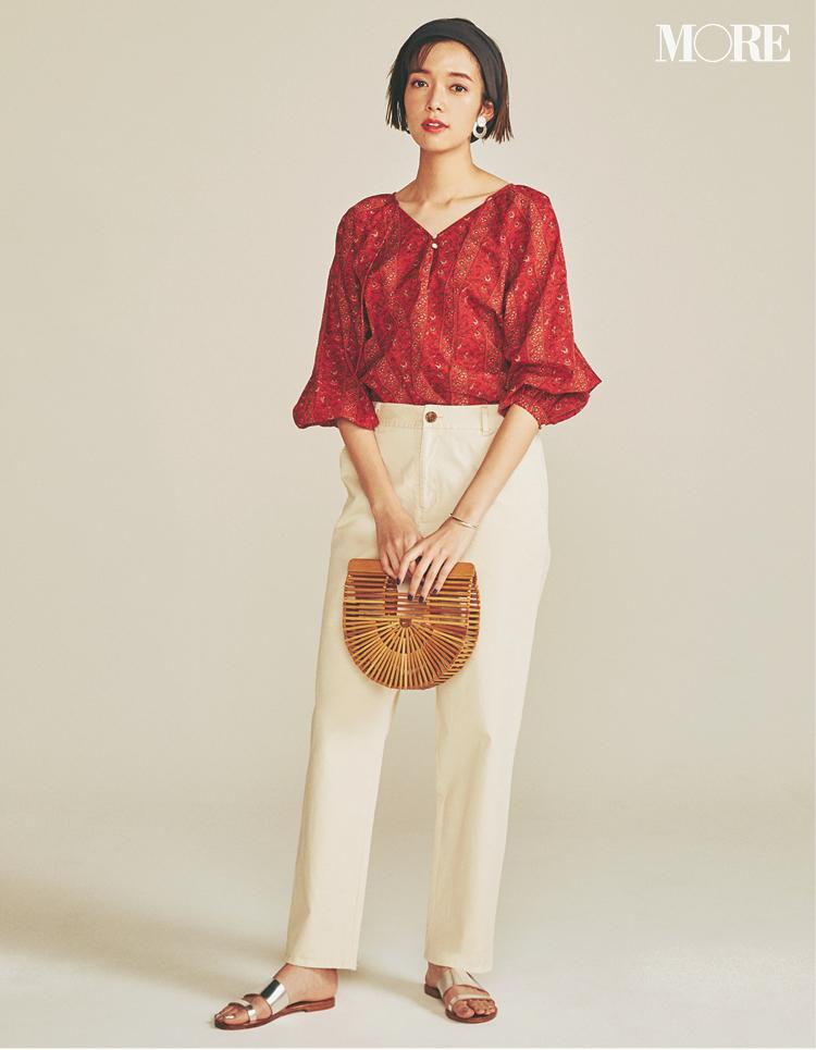 夏のトレンドバッグ特集《2019年版》- PVCバッグやかごバッグなど夏に人気のバッグまとめ_54