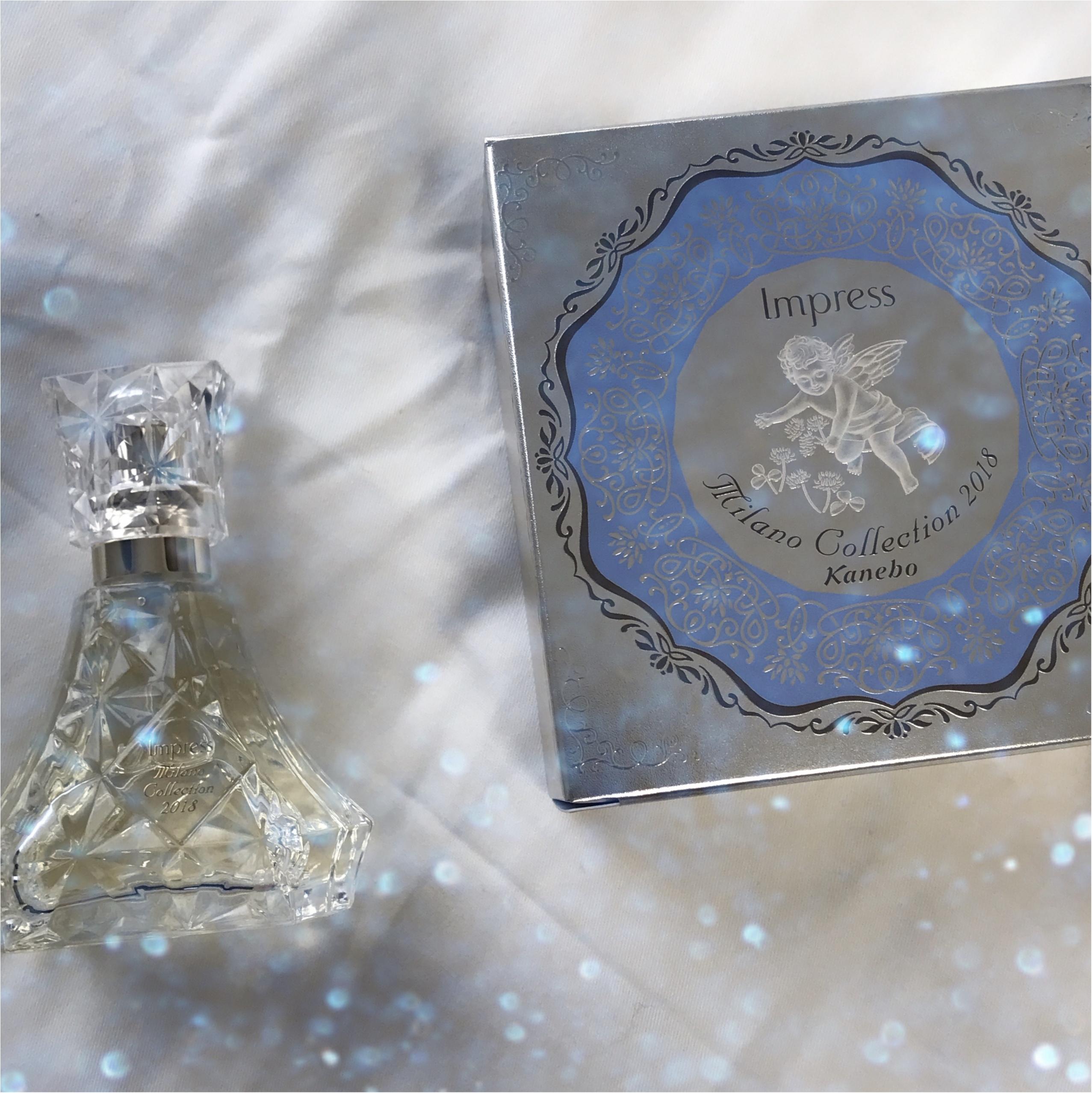 【年に一度のお楽しみ♡】ミラノコレクション2018❤️香水ゲットしました♪_2