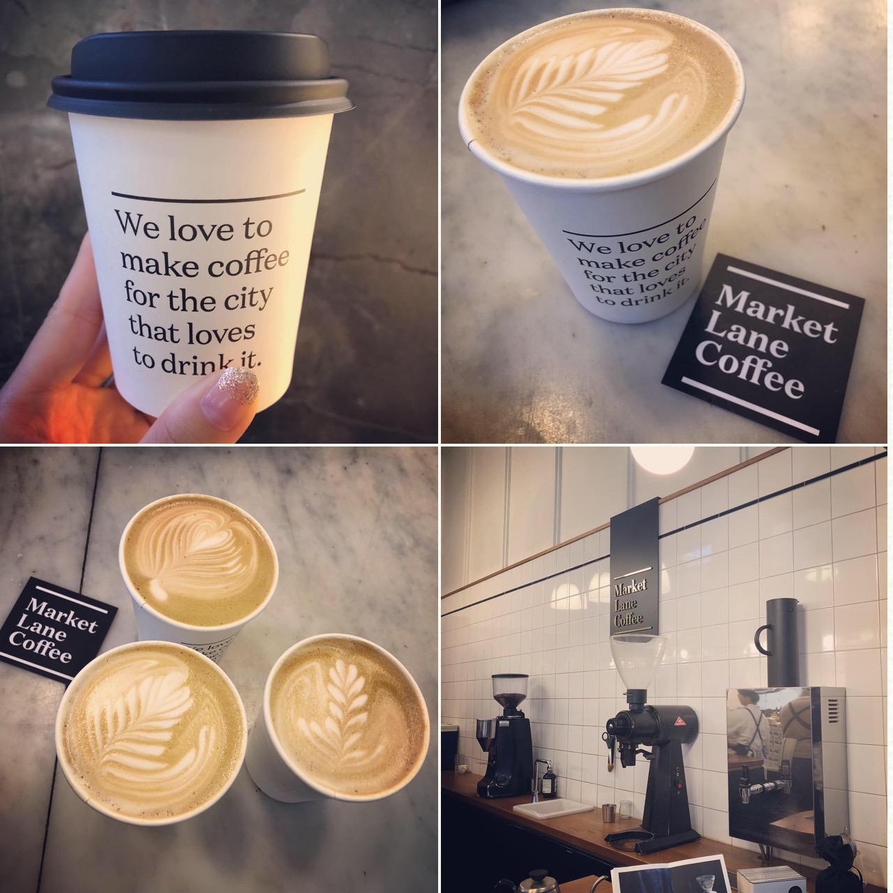 <オーストラリア*女子旅④>メルボルンの台所♡クイーンビクトリア・マーケットで人気のオシャレコーヒーを飲もう!_4