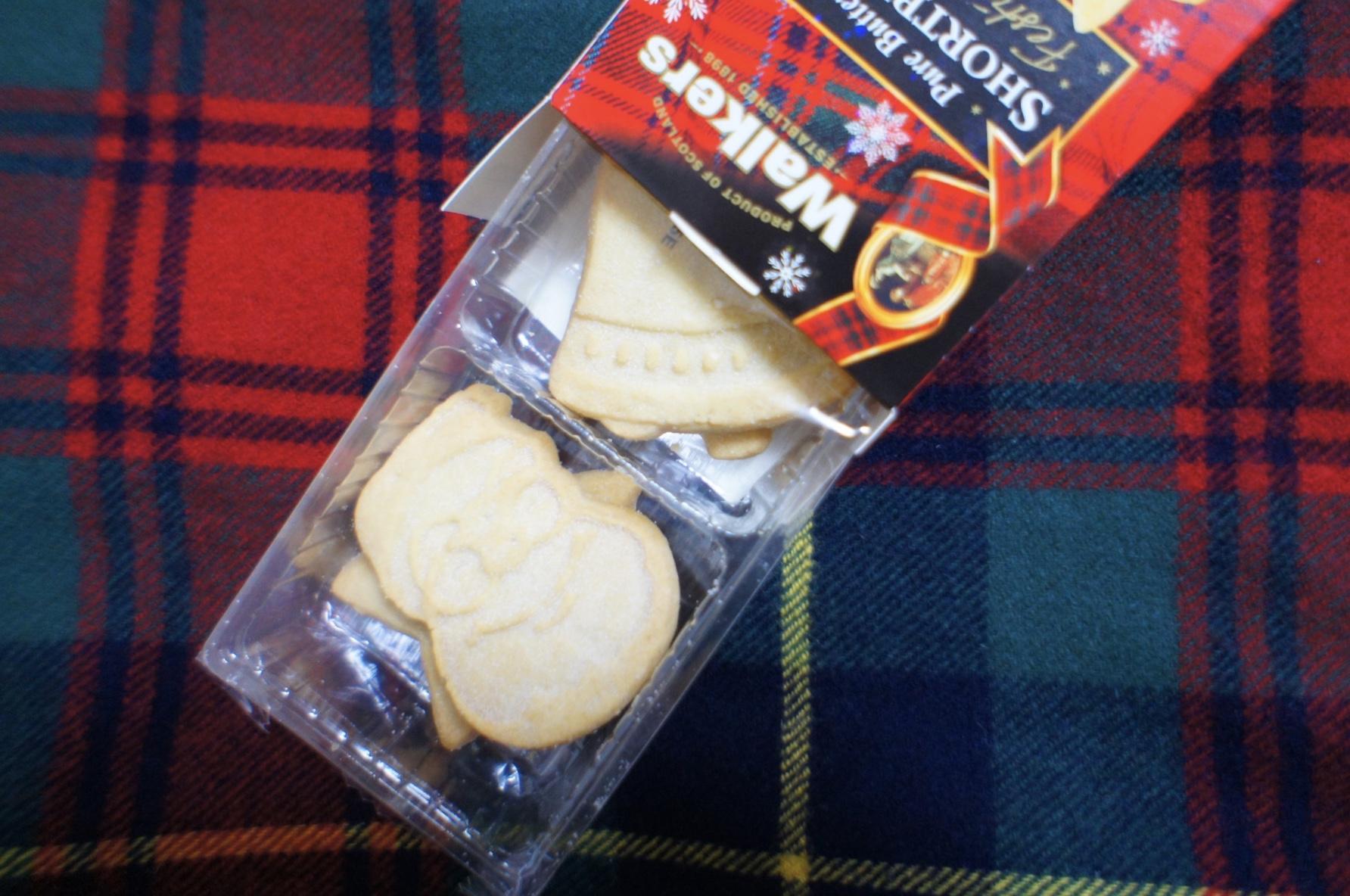 《カルディで買える❤️》【Walkers】のクリスマスクッキーが可愛い!☻_2