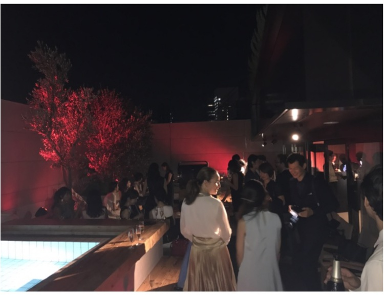【PARTY】■ Panthère de Cartier ■ TRUNK HOTEL 7/14(抽選制) カルティエパーティに行ってきました♥_9