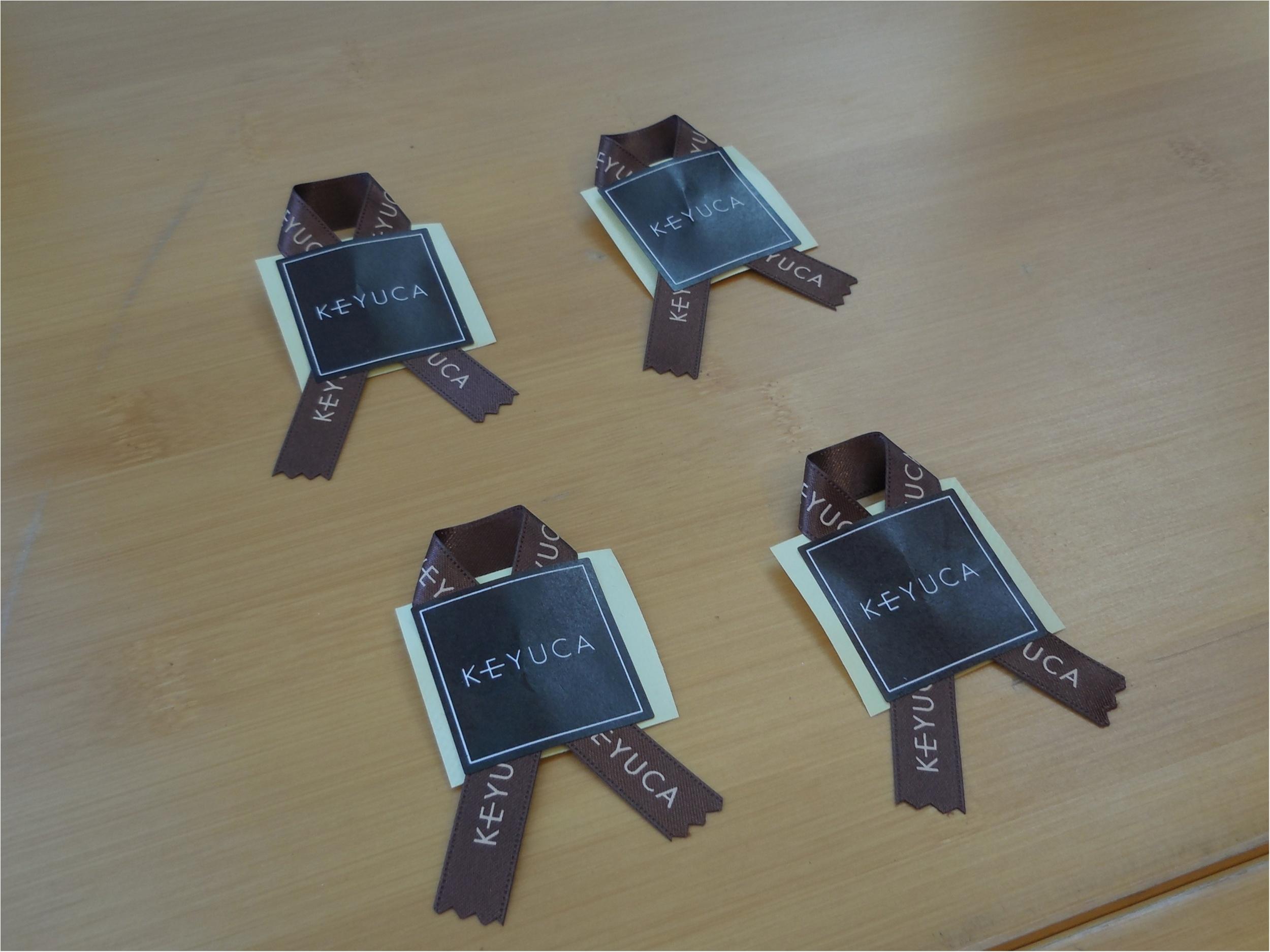 【ケユカ】純銀粘土で作るペンダントワークショップに参加してきました。_11