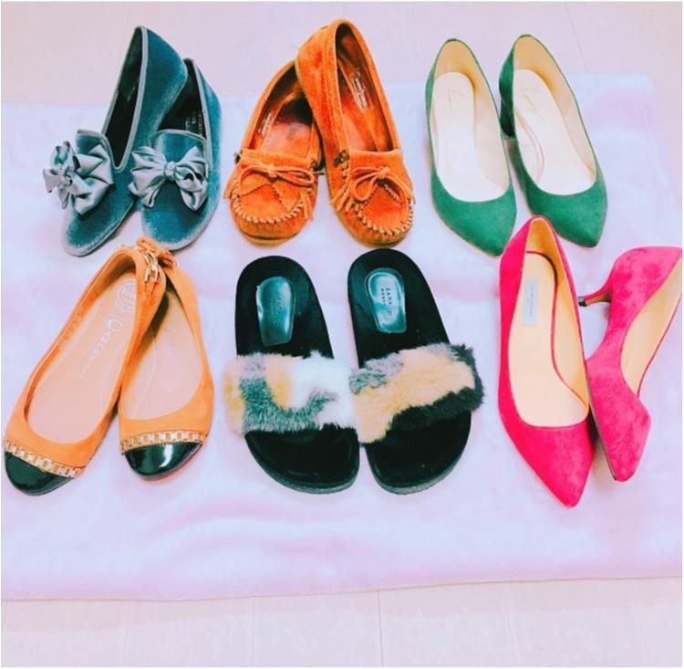 《だからわたしは靴を買う。》靴で8割のおしゃれが決まるってほんと?靴でコーデを足し算、引き算♡_1