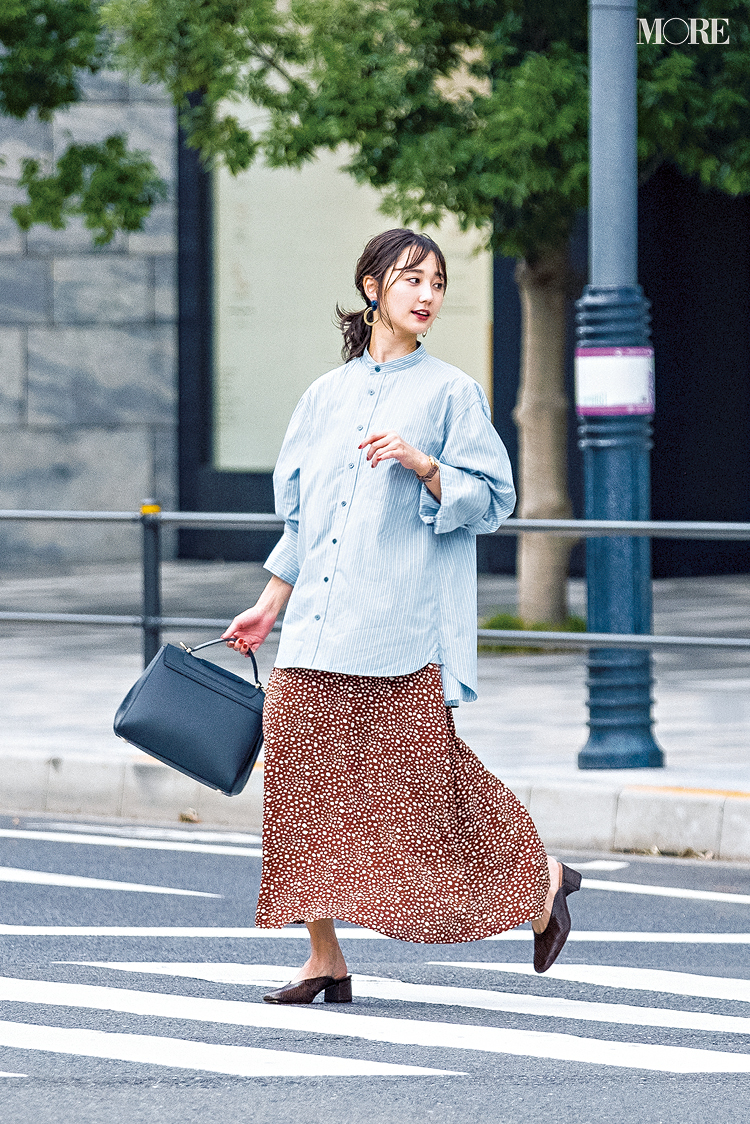 20代の働く女子が回答!「柄アイテムを着たくなるのはこんな時」トップ3発表☆photo Gallery_1_2