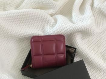 【20代女子の愛用財布】《ボッテガ・ヴェネタ》の他にはないデザイン♩