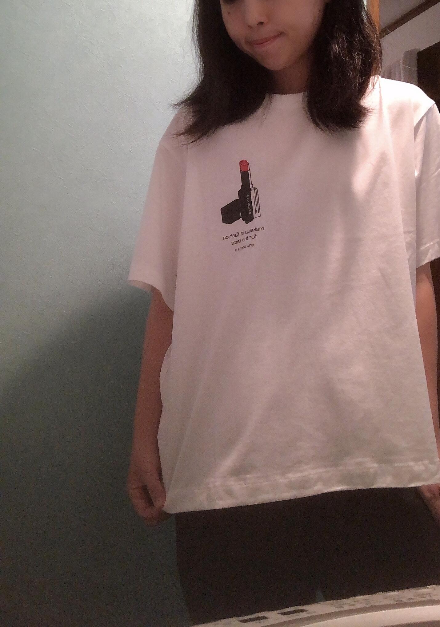 オシャレすぎるユニクロ×シュウ ウエムラのTシャツを今すぐゲットすべし!_4